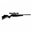 BSA Lightning XL SE GRT Pneumatic Air Rifle - Black Tactical